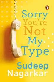 Sorry, Youre Not My Type price comparison at Flipkart, Amazon, Crossword, Uread, Bookadda, Landmark, Homeshop18