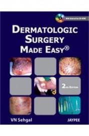 Dermatologic Surgery Made Easy W/Cd