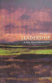 Leadership Very Short Introduction