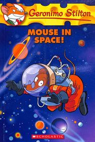 MOUSE IN SPACE 52 : GERONIMO STILTON