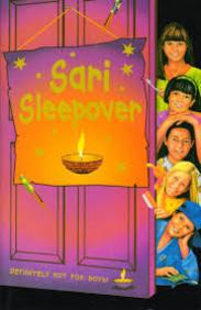 Sari Sleepover 35