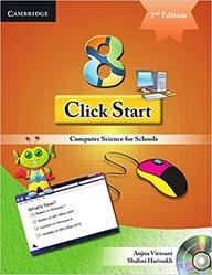 Click Start 8: Computer Science For Schools W/Cd
