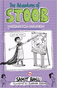 Adventures Of Stoob : Mismatch Mayhem