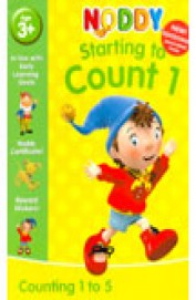 Noddy Starting To Count 1 Counting 1 To 5 - Age 3+