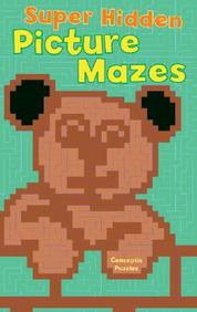 Super Hidden Picture Mazes