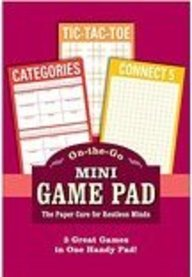 Knock Knock On-the-Go Mini Game Pad 2