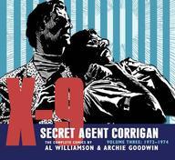 X9: Secret Agent Corrigan Volume 3: Secret Agent Corrigan Volume 3