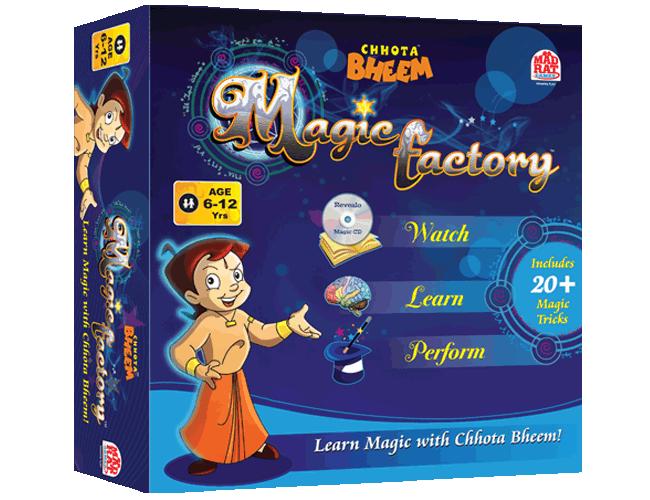 Chhota Bheem Magic Factory