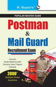 Postman and Mail Guard Recruitment Exam Guide