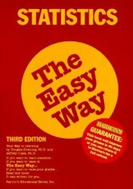 Statistics The Easy Way (Easy Way Series)