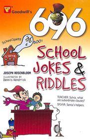 696 School Jokes & Riddles
