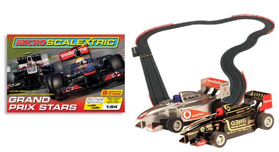 Scalextric Grand Prix Stars