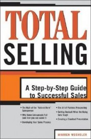 Total Selling A Step By Step Guide To Successful  Sales
