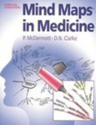 Mind Maps in Medicine (English) 1st  Edition price comparison at Flipkart, Amazon, Crossword, Uread, Bookadda, Landmark, Homeshop18