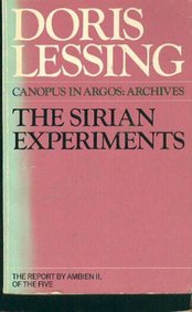 The Sirian Experiments