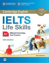 Cambriidge English Ielts Life Skills A1 Official Cambridge Test Practice With Answers W/Cd