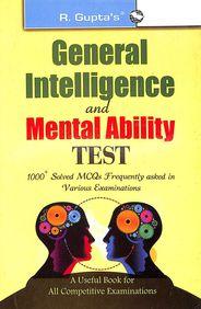 General Intelligence Test/Mental Ability Test      Code R-42