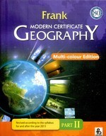 Geography Class 10 Part 2 Frank Modern Cerificate : Icse : Four Colour Edition