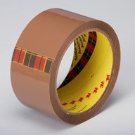 "Scotch BOPP Tape 2""x50m Tan 6TR"