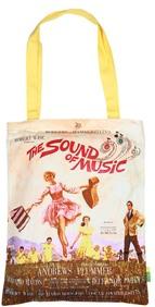 Eco Corner Sound of Music Cotton Bag