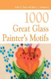 1000 Great Glass Painters Motifs