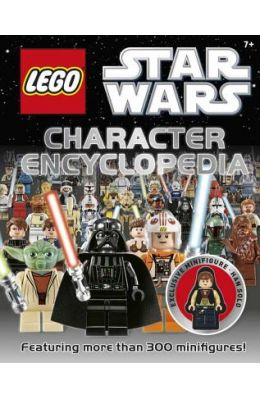 Lego Star Wars Character Encyclopedia [With Lego Han Solo Minifigure]