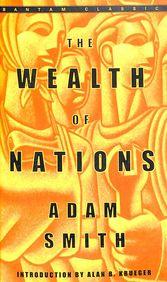 Wealth Of Nations - Bantam Classic
