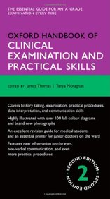 Oxford Hand Book Of Clinical Examination &        Practical Skills