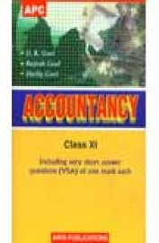 Accountancy Class 11 - Isc