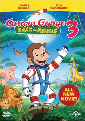 Curious George 3: Back To Jungle