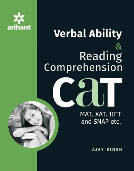 Verbal Ability & Reading Comprehension Cat Mat Xat Iift & Snap : Code D432