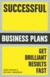 Successful Business Plans Get Brilliant Results    Fast