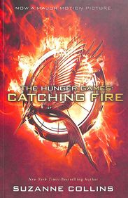 HUNGER GAMES : CATCHING FIRE : PICTURE EDITION