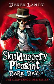 Skulduggery Pleasant 04 : Dark Days