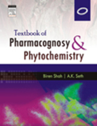 Textbook Of Pharmacognosy And Phytochemistry