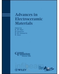 Advances In Electroceramic Materials: A Collection Of Papers Presented At The 2008 Materials Science And Technology Conference (