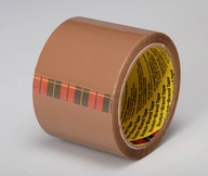 "Scotch BOPP Tape 3""x50m Tan 4TR"