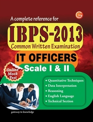 Ibps Common Recruitment Process Spsecialist       Officers It Offier Scale 1 & 2 Online Exam 2015