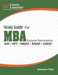 Study Guide For Mba Entrance Examinations Xat Iift Nmat Snap Cmat