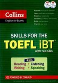Skills For The Toefl Ibt Test 4 In 1 W/Cd