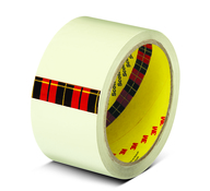 "Scotch BOPP Tape 2""x35m Clear 6TR"