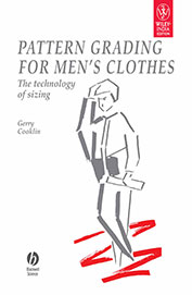 Pattern Grading For Men'S Clothes The Technology   Of Sizing