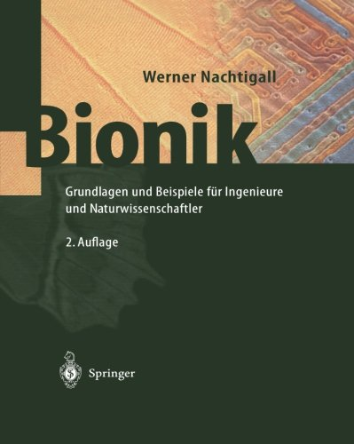 Bionik: Grundlagen Und Beispiele Fur Ingenieure Und Naturwissenschaftler (German) price comparison at Flipkart, Amazon, Crossword, Uread, Bookadda, Landmark, Homeshop18
