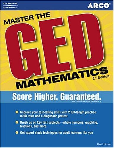Master the GED-Mathematics