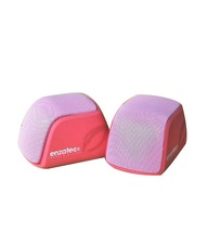 Enzatec Juice Speaker - (Pink)