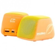 Enzatec Juice Speaker - (Orange)