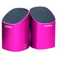 Enzatec Metallica Retractable Speaker - (Pink)
