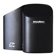 Enzatec Metallica Retractable Speaker - (Black)