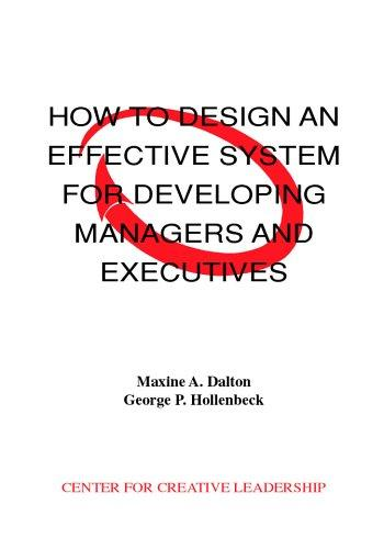 How To Design An Effective System For Developing M..