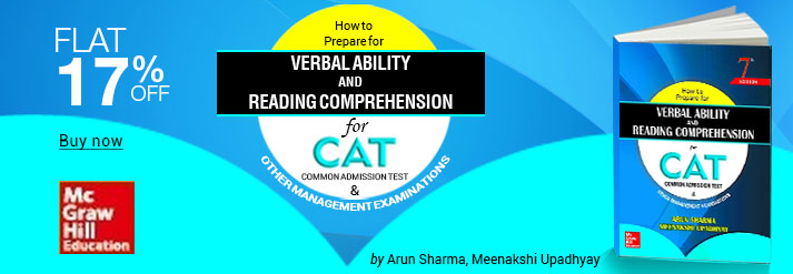 How To Prepare For Verbal Adility And Reading Comprehension For Cat